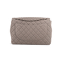 Authentic Second Hand Chanel Classic Flap Jumbo Jersey (PSS-860-00075) - Thumbnail 2