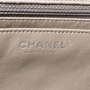 Authentic Second Hand Chanel Classic Flap Jumbo Jersey (PSS-860-00075) - Thumbnail 7