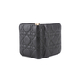 Authentic Second Hand Christian Dior Lady Dior Medium Wallet (PSS-800-00013) - Thumbnail 5