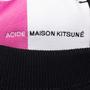 Authentic Second Hand Maison Kitsuné Sweatshirt ACIDE Patch (PSS-609-00003) - Thumbnail 2