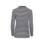 Authentic Second Hand Maison Kitsuné Tricolour Fox-patch Striped Shirt (PSS-609-00006) - Thumbnail 1
