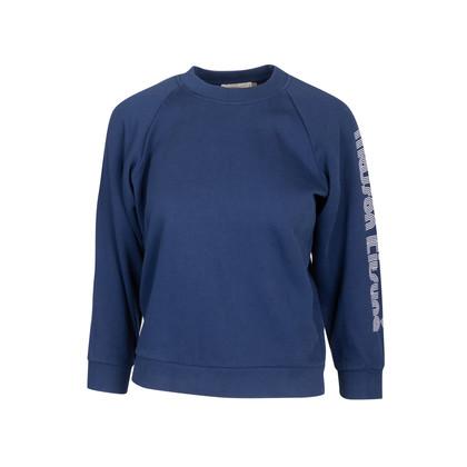 Authentic Second Hand Maison Kitsuné Logo Sleeve Sweater (PSS-609-00008)