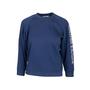 Authentic Second Hand Maison Kitsuné Logo Sleeve Sweater (PSS-609-00008) - Thumbnail 0