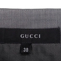 Authentic Second Hand Gucci Wool Pencil Skirt (PSS-923-00002) - Thumbnail 2