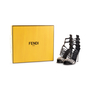 Authentic Second Hand Fendi Crystal Cage Sandals (PSS-916-00094) - Thumbnail 10