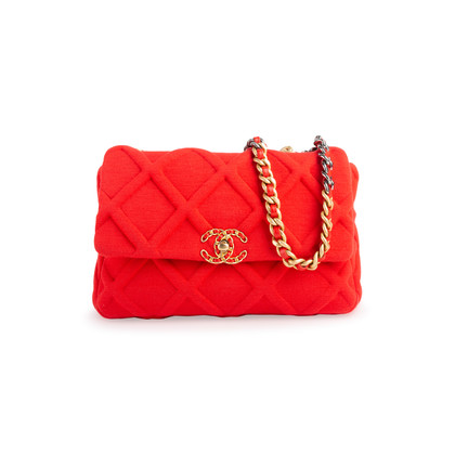 Authentic Second Hand Chanel CHANEL 19 Large Flap Bag (PSS-568-00009)