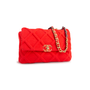 Authentic Second Hand Chanel CHANEL 19 Large Flap Bag (PSS-568-00009) - Thumbnail 1
