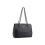 Authentic Second Hand Chanel 2011 Hamptons Shopping Tote (PSS-925-00004) - Thumbnail 4