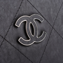 Authentic Second Hand Chanel 2011 Hamptons Shopping Tote (PSS-925-00004) - Thumbnail 5