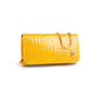 Authentic Second Hand Ethan K Mrs Baker Crocodile Clutch (PSS-926-00005) - Thumbnail 1