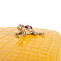 Authentic Second Hand Ethan K Mrs Baker Crocodile Clutch (PSS-926-00005) - Thumbnail 5