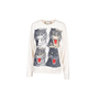 Authentic Second Hand Gucci Tiger Face Sweatshirt (PSS-029-00073) - Thumbnail 0