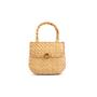 Authentic Vintage (unbranded) Vintage Rattan Bag (PSS-238-00065) - Thumbnail 0