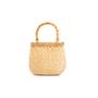 Authentic Vintage (unbranded) Vintage Rattan Bag (PSS-238-00065) - Thumbnail 2
