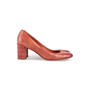 Authentic Second Hand Santoni Rose Collection Embossed Leather Pumps (PSS-238-00069) - Thumbnail 1