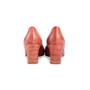 Authentic Second Hand Santoni Rose Collection Embossed Leather Pumps (PSS-238-00069) - Thumbnail 2
