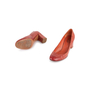Authentic Second Hand Santoni Rose Collection Embossed Leather Pumps (PSS-238-00069) - Thumbnail 4