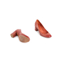 Authentic Second Hand Santoni Rose Collection Embossed Leather Pumps (PSS-238-00069) - Thumbnail 5