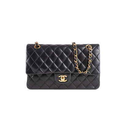 Authentic Second Hand Chanel Classic Double Flap Bag (PSS-929-00006)