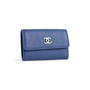 Authentic Second Hand Chanel La Pausa Coin Wallet (PSS-916-00124) - Thumbnail 1
