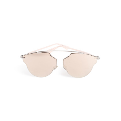 Authentic Second Hand Christian Dior So Real Pop Mirrored Sunglasses (PSS-916-00141)