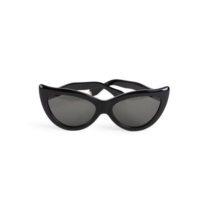 Authentic Second Hand Tsumori Chisato Cat Pearl Sunglasses (PSS-916-00146)