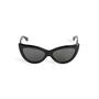 Authentic Second Hand Tsumori Chisato Cat Pearl Sunglasses (PSS-916-00146) - Thumbnail 1