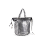 Authentic Second Hand Sang A Pop Python Tote (PSS-916-00128) - Thumbnail 1