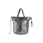 Authentic Second Hand Sang A Pop Python Tote (PSS-916-00128) - Thumbnail 2