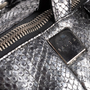 Authentic Second Hand Sang A Pop Python Tote (PSS-916-00128) - Thumbnail 5