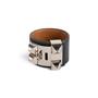 Authentic Second Hand Hermès Collier de Chien Bracelet (PSS-410-00023) - Thumbnail 3