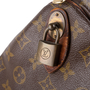 Authentic Vintage Louis Vuitton Monogram Keepall 60  (PSS-931-00001) - Thumbnail 4