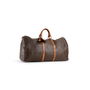 Authentic Vintage Louis Vuitton Monogram Keepall 60  (PSS-931-00001) - Thumbnail 1