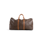 Authentic Vintage Louis Vuitton Monogram Keepall 60  (PSS-931-00001) - Thumbnail 2