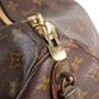 Authentic Vintage Louis Vuitton Monogram Keepall 60  (PSS-931-00001) - Thumbnail 5