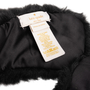 Authentic Second Hand Kate Spade Embellished Faux Fur Collar (PSS-247-00184) - Thumbnail 2