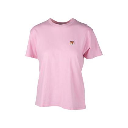 Authentic Second Hand Maison Kitsuné Fox Head Patch T-Shirt (PSS-936-00005)