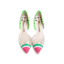 Authentic Second Hand Sophia Webster Jessica Watermelon Pumps (PSS-740-00012) - Thumbnail 0