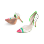 Authentic Second Hand Sophia Webster Jessica Watermelon Pumps (PSS-740-00012) - Thumbnail 4