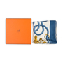 Authentic Second Hand Hermès Palefroi Silk Scarf (PSS-937-00014) - Thumbnail 5