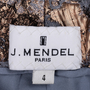 Authentic Second Hand J Mendel Brocade Trousers (PSS-637-00088) - Thumbnail 2