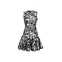 Authentic Second Hand Lanvin Ruffled Hem Dress (PSS-228-00092) - Thumbnail 0