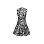 Authentic Second Hand Lanvin Ruffled Hem Dress (PSS-228-00092) - Thumbnail 1