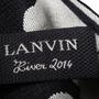 Authentic Second Hand Lanvin Ruffled Hem Dress (PSS-228-00092) - Thumbnail 2