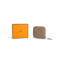 Authentic Second Hand Hermès Silk'In Change Purse (PSS-850-00026) - Thumbnail 8