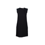 Authentic Second Hand Céline Sleeveless Shoulder-Padded Shift Dress (PSS-937-00029) - Thumbnail 0