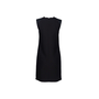 Authentic Second Hand Céline Sleeveless Shoulder-Padded Shift Dress (PSS-937-00029) - Thumbnail 1