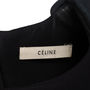 Authentic Second Hand Céline Sleeveless Shoulder-Padded Shift Dress (PSS-937-00029) - Thumbnail 2