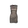 Authentic Second Hand Lanvin Metallic Tweed Dress (PSS-937-00031) - Thumbnail 0