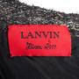 Authentic Second Hand Lanvin Metallic Tweed Dress (PSS-937-00031) - Thumbnail 2